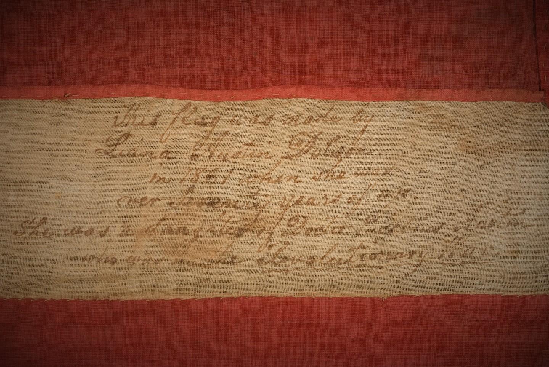 Detail Inscription Before Treatment