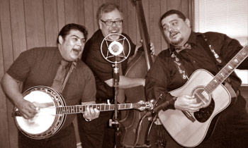 R.J Storm & The Old School Bluegrass Band